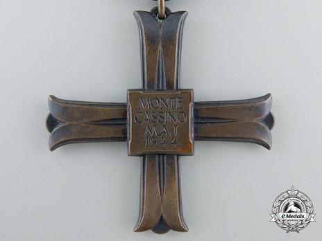 Monte Cassino Cross Obverse
