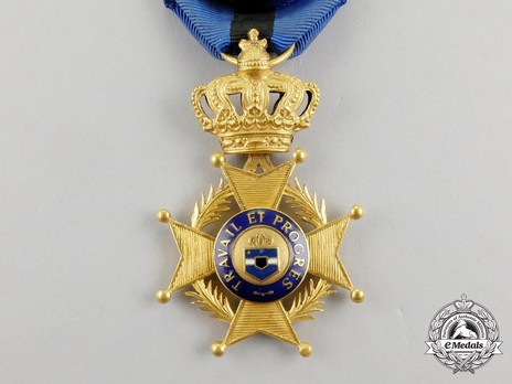 Officer (1900-1915) Obverse