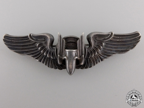 Wings (with silver) Obverse