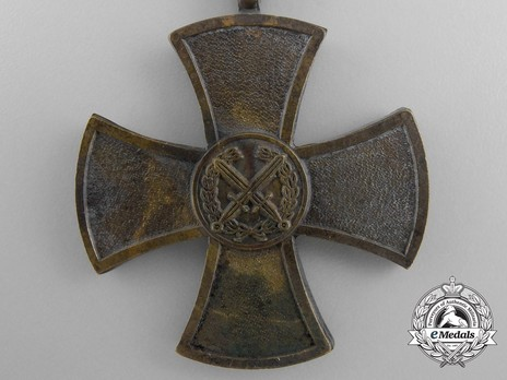 II Class Medal (1971-) Reverse