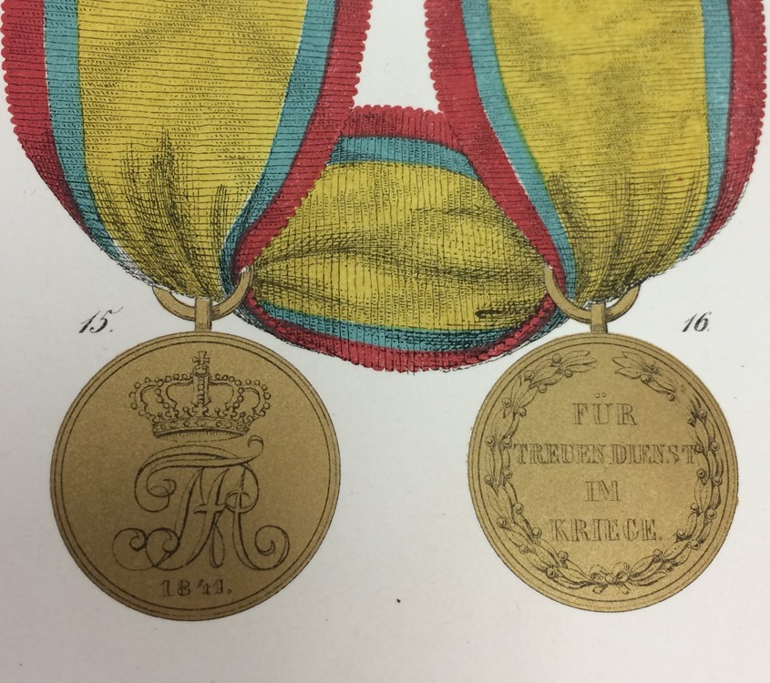 Medal+for+campaign+1808 1815