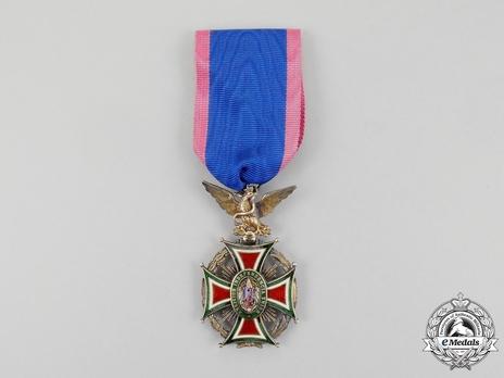 Knight (Civil Merit) (silver gilt) Obverse