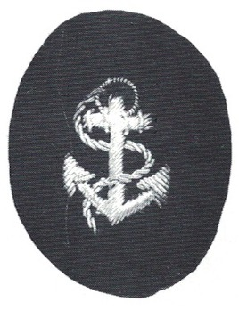 Kriegsmarine Wartime Officials Insignia Obverse