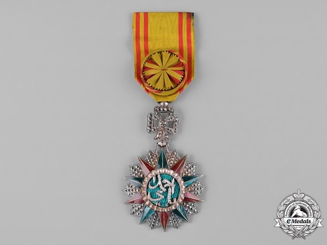 Order of Glory, Type II, Officer (1935)