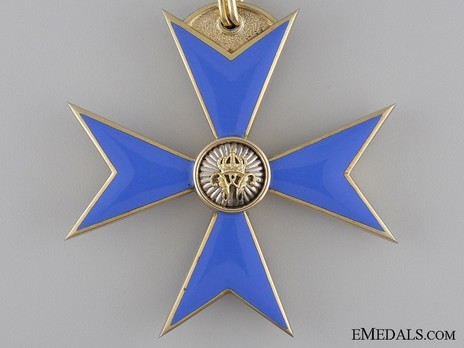 Dukely Order of Henry the Lion, I Class Cross Obverse