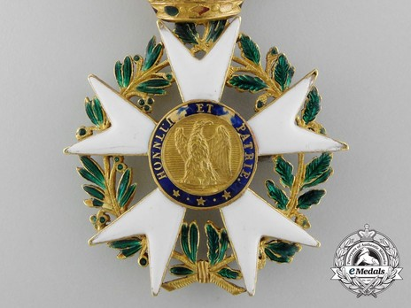Officer (with surmounted crown) (1806) Reverse