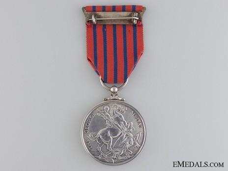 Silver Medal (1940-1948) Reverse