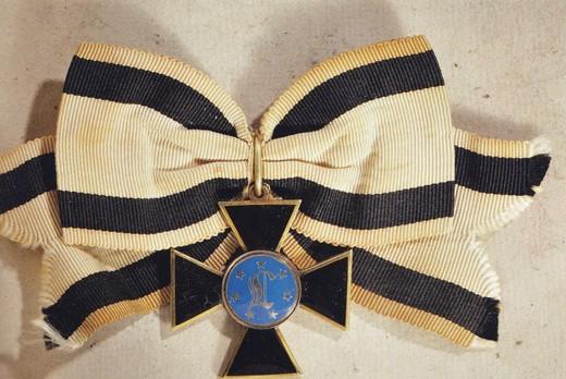 II Division I Class Cross 1866 (1867-1912)
