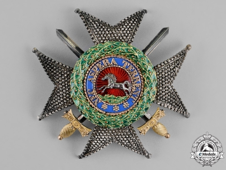 Commander Breast Star (by Beaugeois Bijoutier) Obverse