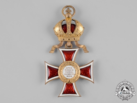 Order of Leopold, Type III, Civil Division, Grand Cross Reverse