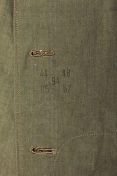 German Army Early Pattern Mountain Troop Windjacket Maker Mark