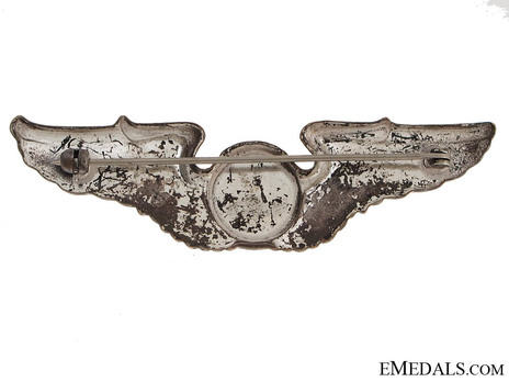 Wings (with silver-gilt) Reverse