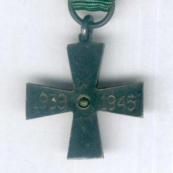 Miniature Frontier Guards Iron Cross Reserve