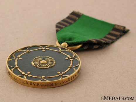Medal for Non-Commissioned Officers Rim