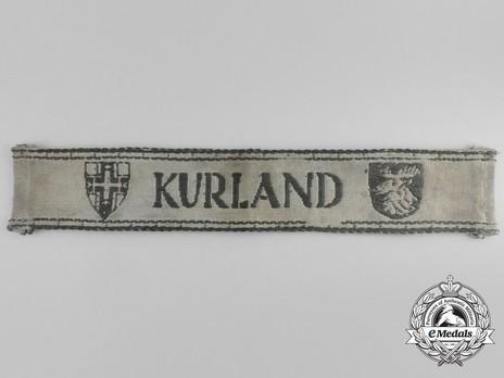 Kurland Cuff Title Obverse