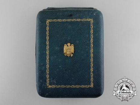 Grand Cross Breast Star Case of Issue