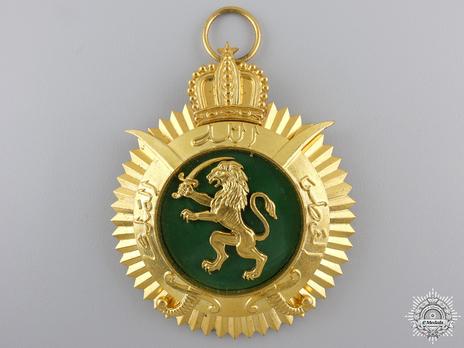 Order of Military Merit, Grand Cordon Obverse