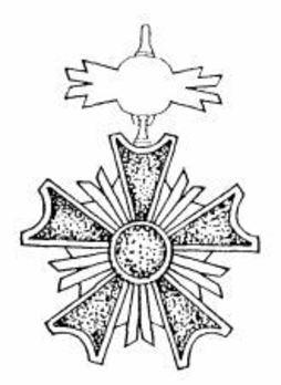 Order of Merit, Officer Reverse