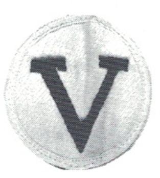 Kriegsmarine Enlisted Men Administrative Insignia (1933-1935) Obverse