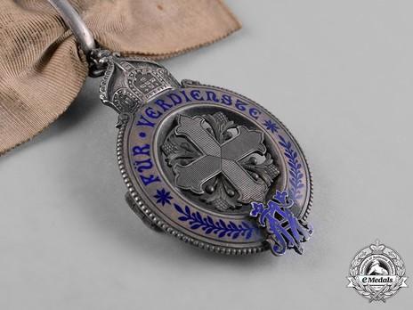 Ladies Merit Cross Gold Cross (in silver gilt) Obverse
