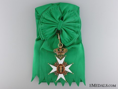 Commander Grand Cross (Gold) Obverse