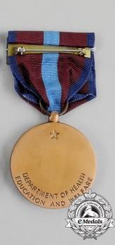 U.S. Public Health Service Achievement Medal Reverse