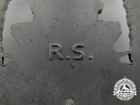 High Seas Fleet Badge, by R. Souval Detail