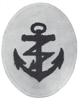 Naval HJ Radio-Telegrapher Insignia Obverse