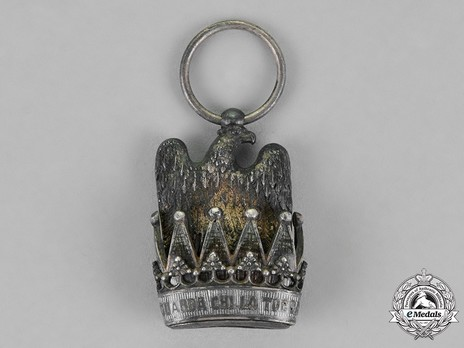 Knight (with ball finials) Reverse