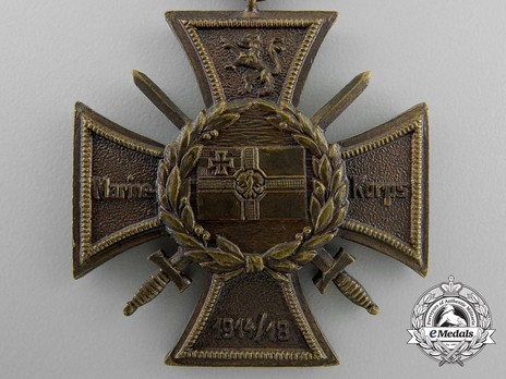 Flanders Cross Reverse