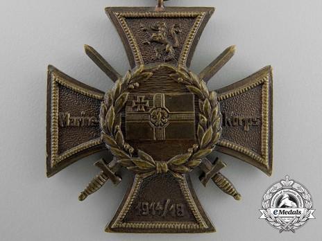 Flanders Cross Reverse