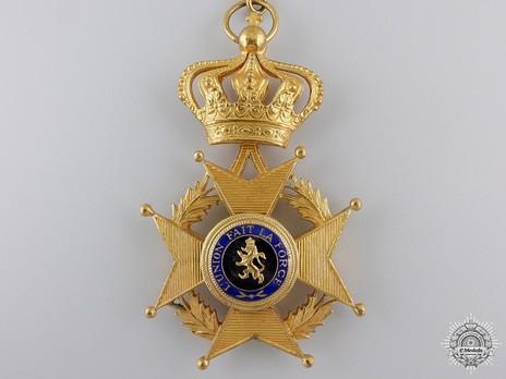 Commander (1915-1951) Obverse