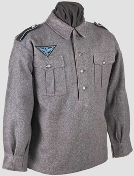 HJ Luftwaffe War Auxiliaries (Flak Helper) Jacket Obverse