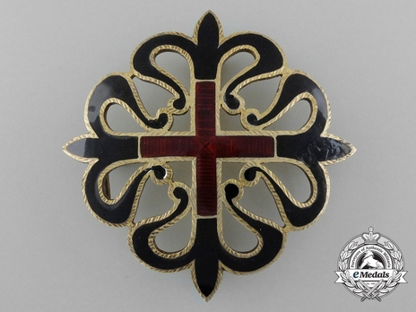 Breast Star (with Combined Crosses) Obverse