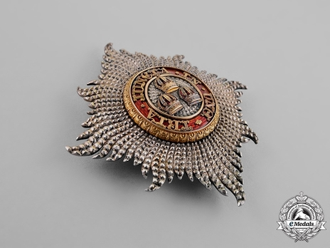 Grand Cross Breast Star (with silver gilt) Obverse