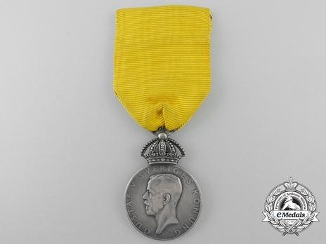 Silver Medal Obverse