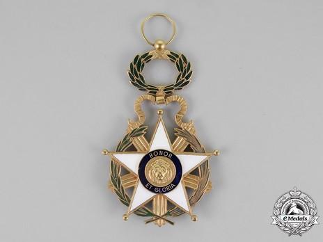 Extraordinary Grand Cross Obverse
