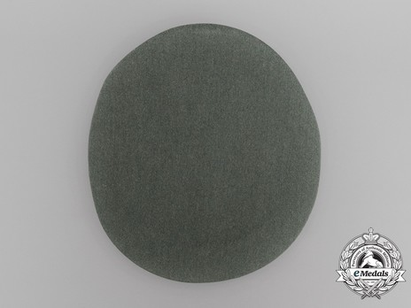 German Army General's Pre-1943 Visor Cap (with metal insignia) Top