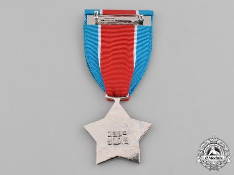 Wound Medal, I Class Reverse