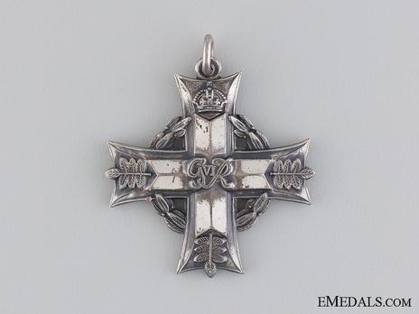 Silver Cross Obverse