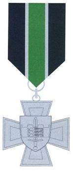 Army Merit Cross, III Class Obverse