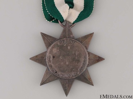 The State of Kedah Distinguished Service Star Reverse
