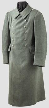 German Army Greatcoat (Regular version) Obverse