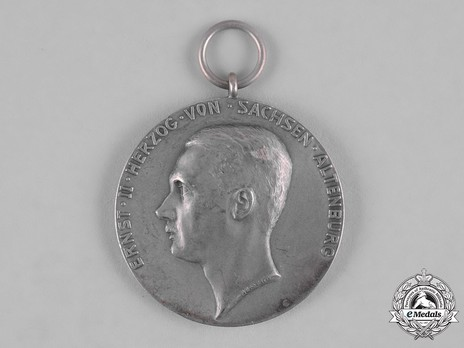 Medal for Art and Science, Type III, in Silver Obverse