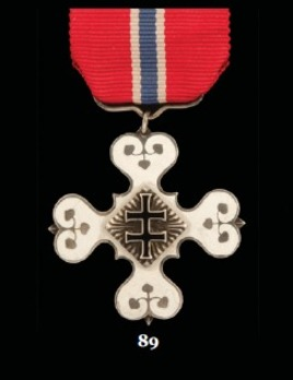 Cross of Merit for the Defence of the State, II Class