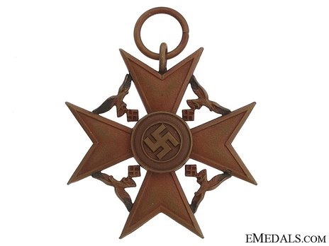 Spanish Cross for Next of Kin Obverse