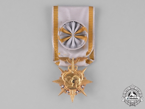 Order of Commercial and Industrial Merit, Officer