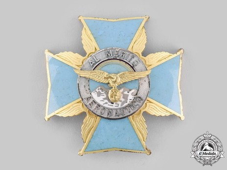 Order of Aeronautical Merit, Officer