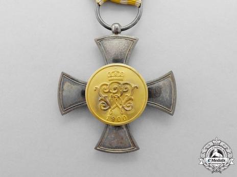 Type IV, Cross (in silver gilt)
