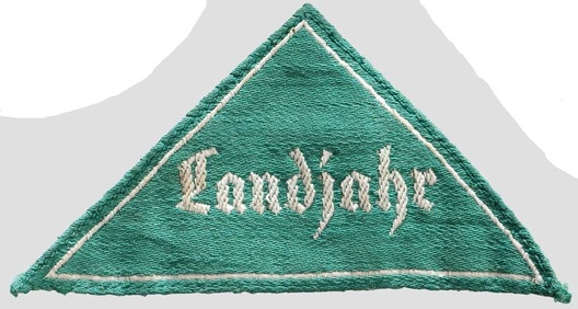 HJ Land Year District Triangle Obverse